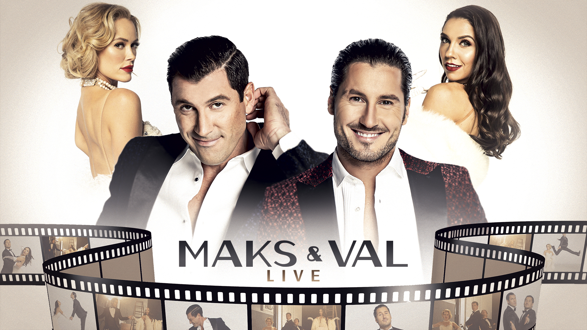 Maks & Val Live