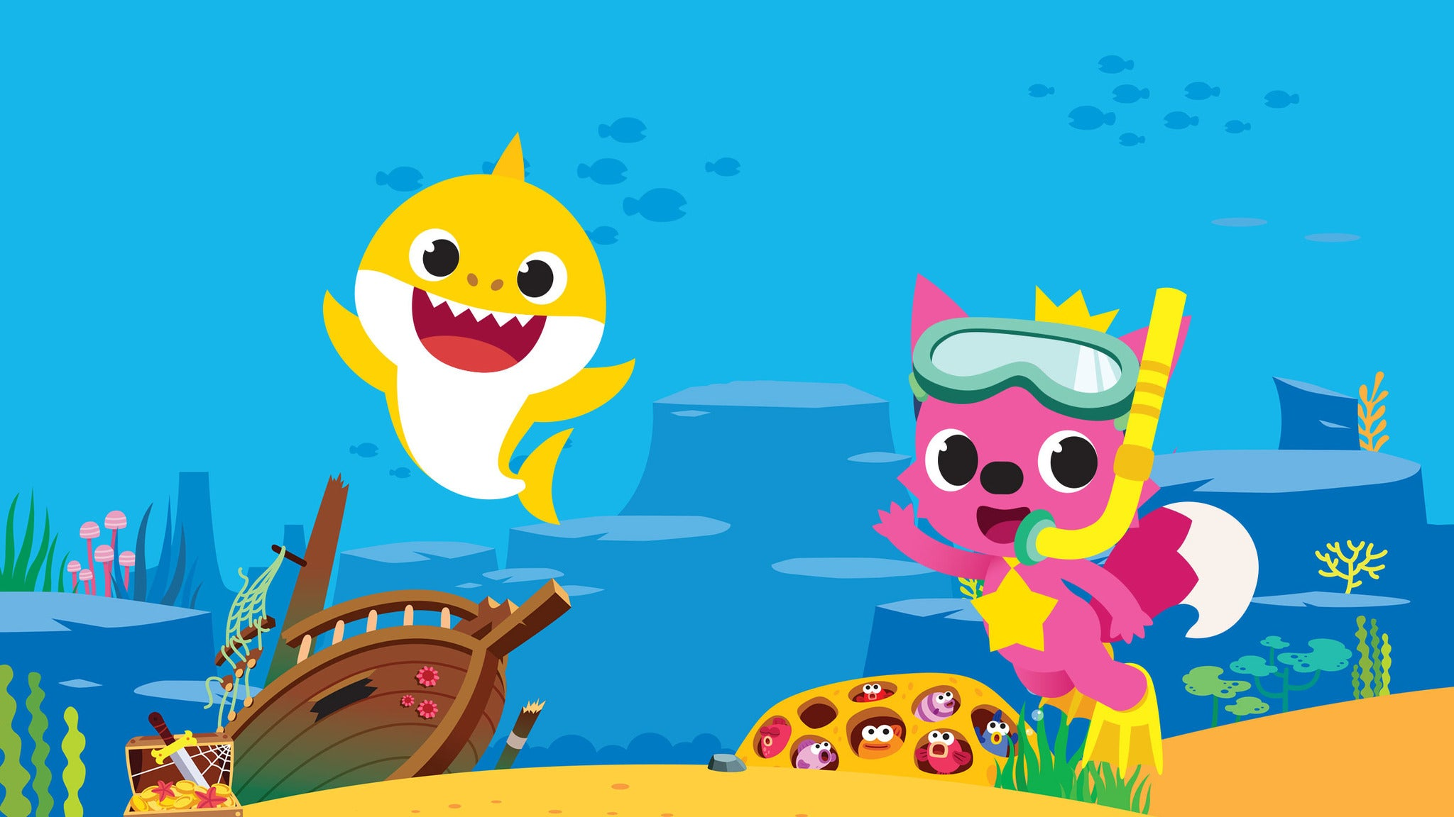Baby Shark Live! RESCHEDULED DATE - FPC Live